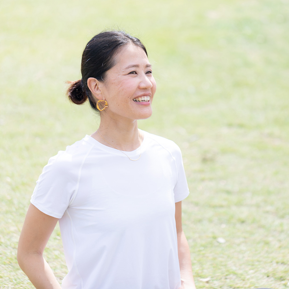 CHISA YOGA 小倉千紗子